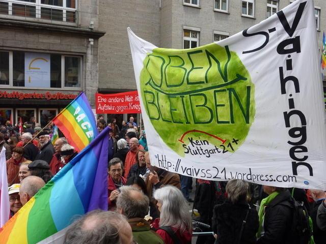 Ostermarsch 2012